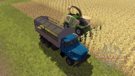 Урал-4320-19 для Farming Simulator 2013