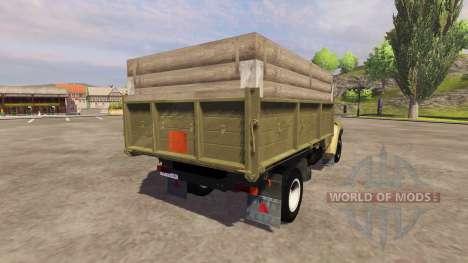 ЗиЛ 130 для Farming Simulator 2013
