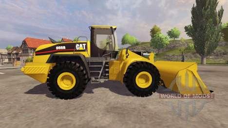 Caterpillar 966H для Farming Simulator 2013