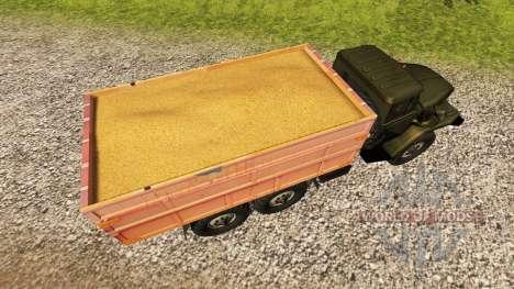 Урал-4320 сельхоз для Farming Simulator 2013