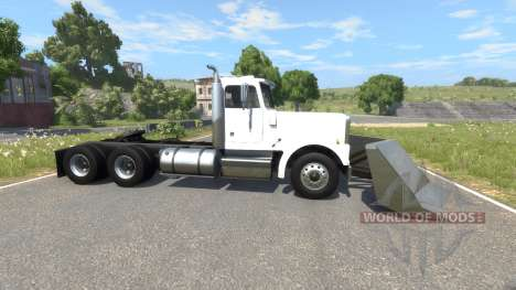 Gavril T75 Heavy Plow для BeamNG Drive