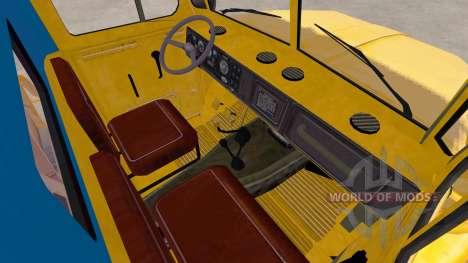 Урал-4320 v2.0 сельхоз для Farming Simulator 2013