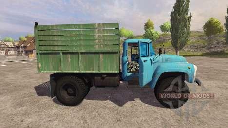 ЗиЛ 130 ММЗ 4502 v2.0 для Farming Simulator 2013
