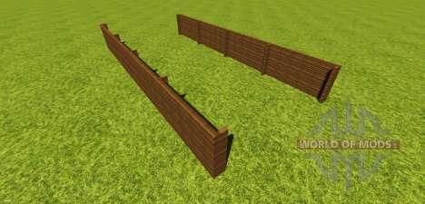 Силосная яма для зерновых культур для Farming Simulator 2013