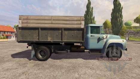 ЗиЛ 130 v2.0 для Farming Simulator 2013