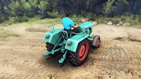 Kramer KL 200 для Spin Tires