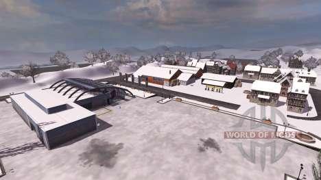 Зима для Farming Simulator 2013