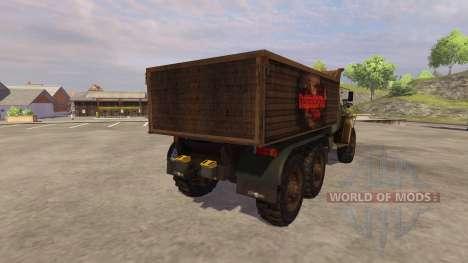 Урал-4320 SLP Edition для Farming Simulator 2013