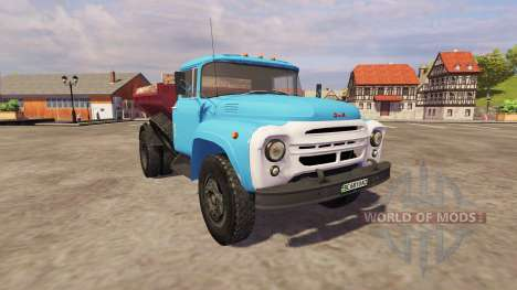 ЗиЛ 130 ММЗ 555 для Farming Simulator 2013