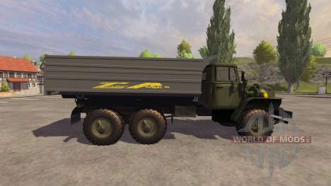 Урал-4320 самосвал для Farming Simulator 2013
