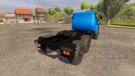 Урал-5557 v2.0 для Farming Simulator 2013