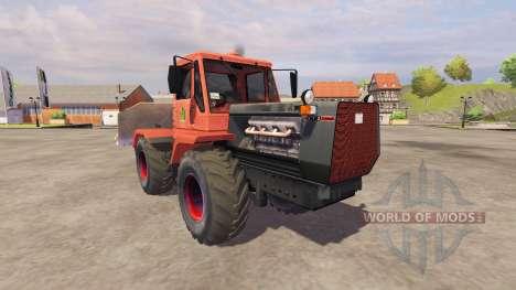 ХТЗ Т-150КД-09 v1.1 для Farming Simulator 2013