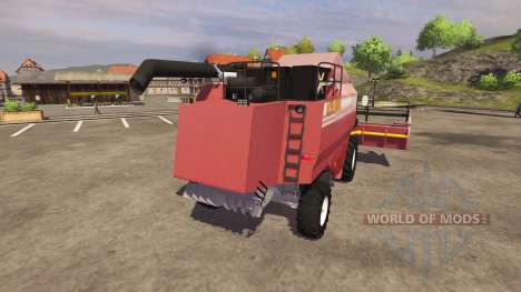 КЗС-10К Palesse GS12 для Farming Simulator 2013