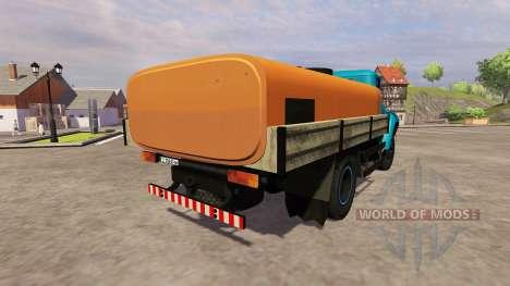 ЗиЛ 130 водовоз для Farming Simulator 2013