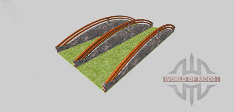 Силосная яма v5.0 для Farming Simulator 2013