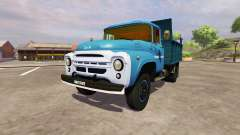ЗиЛ 130 ММЗ 4502 blue