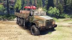 КрАЗ-260 v2.0