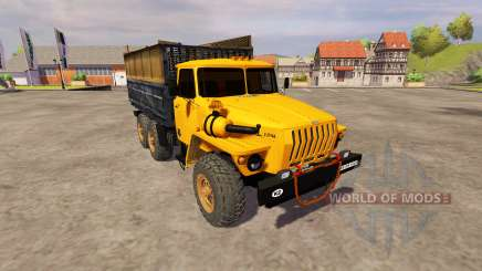 Урал-5557 для Farming Simulator 2013