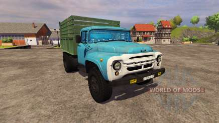 ЗиЛ 130 ММЗ 4502 v2.0 для Farming Simulator 2013