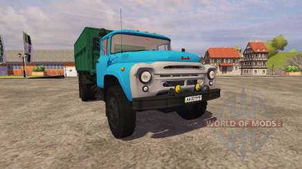 ЗиЛ 130 ММЗ 554 для Farming Simulator 2013