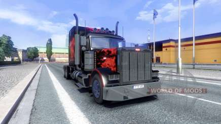 Peterbilt 379 [Edit] для Euro Truck Simulator 2