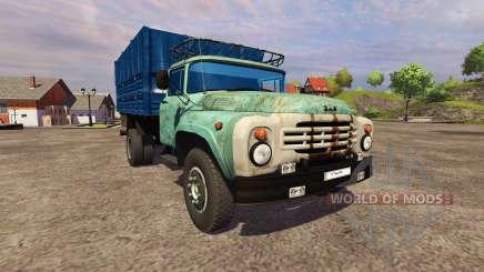 ЗиЛ 130 колхозник для Farming Simulator 2013