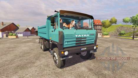 Tatra T815 S3 v2.0 для Farming Simulator 2013