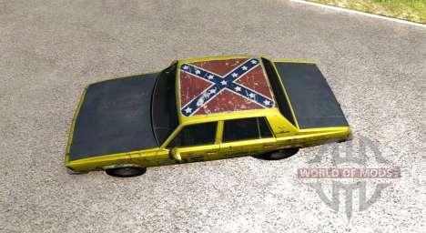 American Sedan skin3 для BeamNG Drive