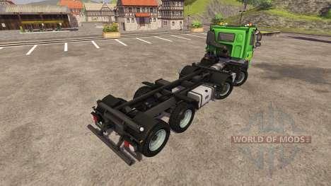 TATRA 158 8x8 Phoenix Agro для Farming Simulator 2013
