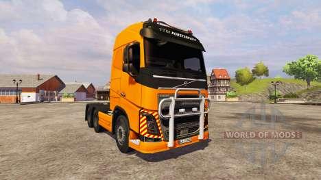 Volvo FH16 2012 Special для Farming Simulator 2013