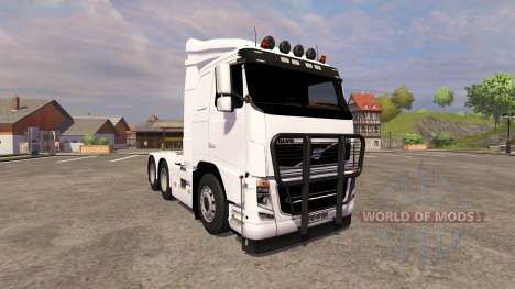 Volvo FH16 6x4 для Farming Simulator 2013