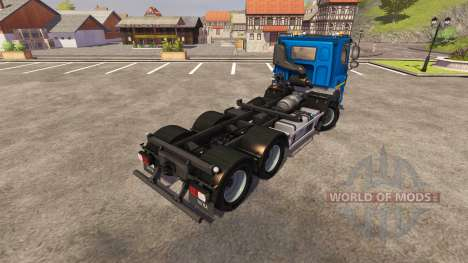 TATRA 158 6x6 Phoenix Agro для Farming Simulator 2013