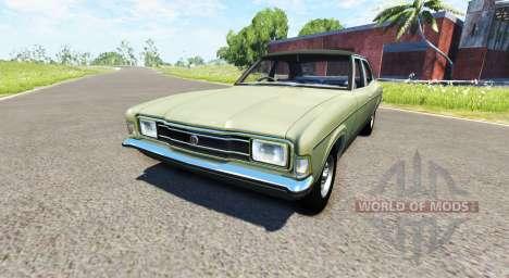 Ford Cortina для BeamNG Drive