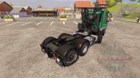 TATRA 158 Phoenix Agro для Farming Simulator 2013