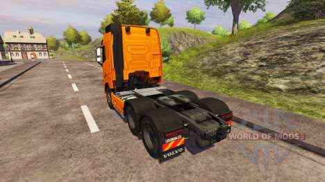 Volvo FH16 2012 Special для Farming Simulator 2013