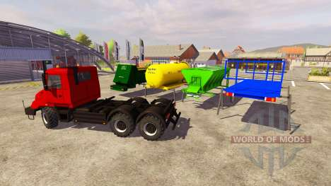 TATRA 163 для Farming Simulator 2013