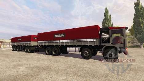 Volvo F12 для Farming Simulator 2013