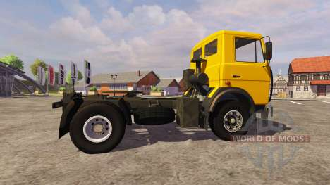 МАЗ-5551 тягач для Farming Simulator 2013