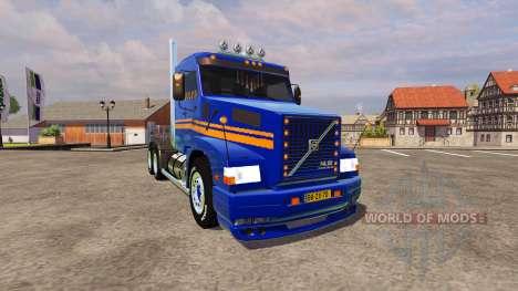 Volvo NL12 для Farming Simulator 2013