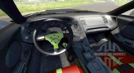 Toyota Supra Drift 1995 для BeamNG Drive