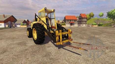 Volvo BM LM642 old для Farming Simulator 2013