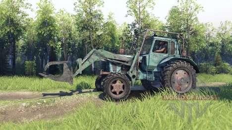 МТЗ-82 v1.5 для Spin Tires