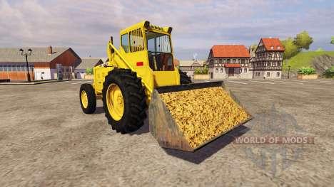 Volvo BM LM218 для Farming Simulator 2013