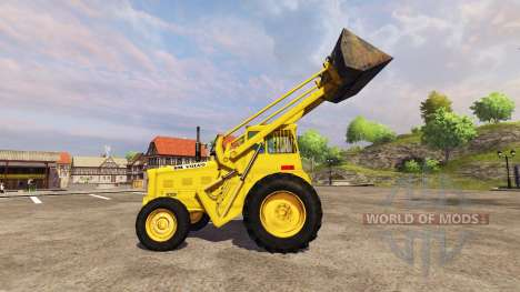 Volvo BM LM218 для Farming Simulator 2013