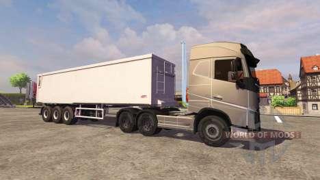 Volvo FH16 2012 для Farming Simulator 2013