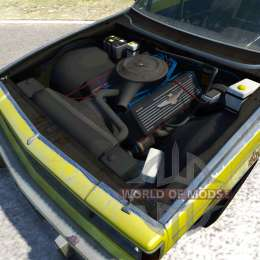 American Sedan skin1 для BeamNG Drive