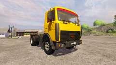 МАЗ-5551 тягач