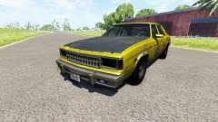 American Sedan skin3