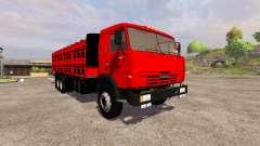 КамАЗ-54115 бортовой