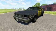 American Sedan skin4